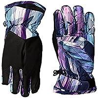 オーバーメイヤー Obermeyer Kids Glove Escape Print Cornice Gloves (Big Kids) [並行輸入品]