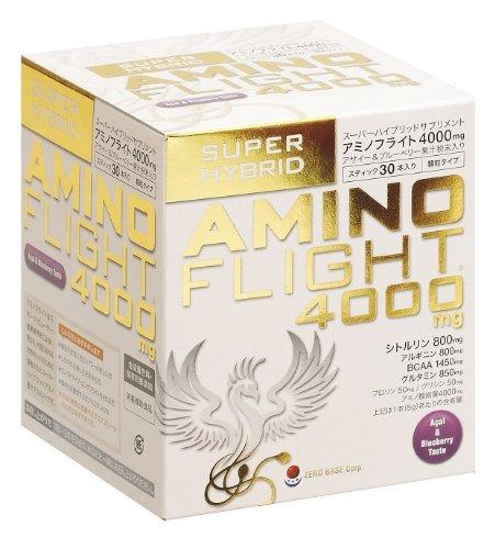 アミノフライト アミノ酸 4000mg アサイー&ブルーベリー風味 顆粒タイプ 30本入り