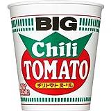 カップヌードル チリトマトヌードル ビッグ 107g ×12食