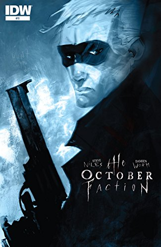 Download The October Faction #11 (English Edition) B017T839Y4