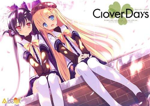 Clover Day's【Amazon.co.jpオリジナルイラストカード付き】