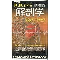 見る見るわかる解剖学 解剖・病理学の基礎知識と疾患別マッサージテクニック (<VHS>)
