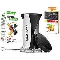 【並行輸入品】 Kitchen Active Spiralizer Spiral Slicer ✮ Vegetable Peeler Zucchini Spaghetti Pasta Maker ✮ Gadgets Cutter Tools