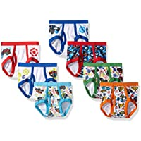Nickelodeon Boys Toddler 7pk Underwear Briefs - Multi