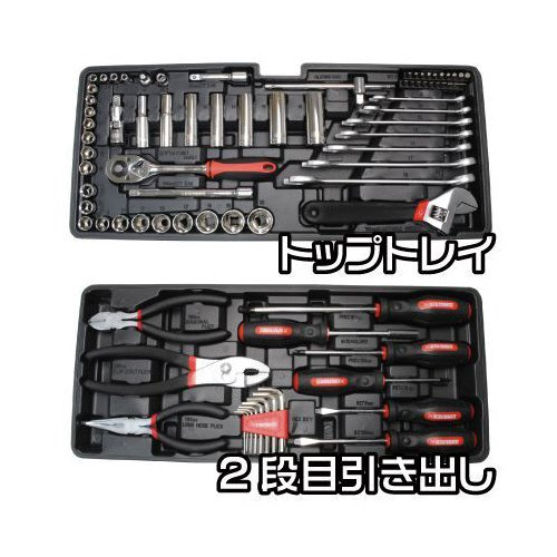 ASTRO PRODUCTS 02-23612 82点 工具セット 02-23612