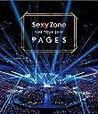 【メーカー特典あり】Sexy Zone LIVE TOUR 2019 PAGES(通常盤Blu-ray)(オリジナルクリアファイル(A4サイズ)付き)