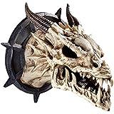 Horned Dragon Skull Wall Trophy [Kitchen]