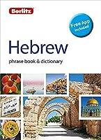 Berlitz Hebrew Phrase Book & Dictionary: Includes Free App (Berlitz Phrase Books and Dictionary)