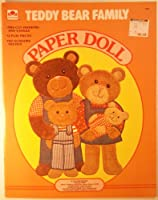 Teddy Bear Family Paperdoll (A Punch & Play Book)