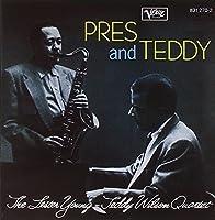 Pres And Teddy (w/Teddy Wilson) (+1 bonus trk) (1956) by Lester Young (1990-05-03)