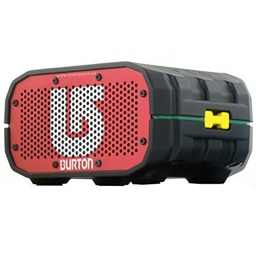 Braven BRV-1 BURTON(レッド) Bluetoothスピーカー