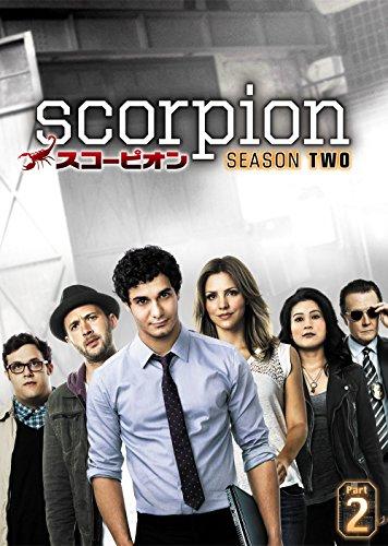 SCORPION/スコーピオン シーズン2 DVD-BOX Part2(6枚組)