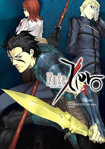 Fate/Zero Volume 4 (Fate / Zero)