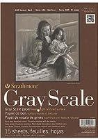 Strathmoreグレースケールパッド( 9x 12インチ)2個SKU # 1844739MA
