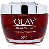 Olay Regenerist Micro-Sculpting Cream Advanced Anti-Ageing Moisturiser, 50 g