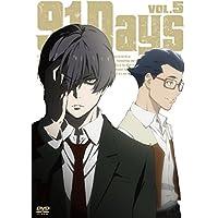 【Amazon.co.jp限定】91Days  VOL.5