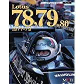 Lotus 78, 79 & 80 1977-79 ( Joe Honda Racing Pictorial Series by HIRO No.5 )