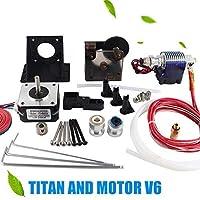 1セットTitan Extruder +ステッピングモーター+直接V6交換ホットライン1.75 3Dプリンター