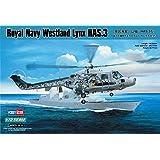 Hobby Boss Royal Navy Westland Lynx HAS.3 Airplane Model Building Kit [並行輸入品]