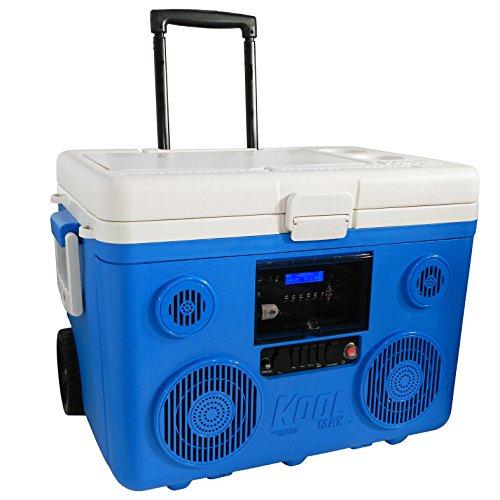 tunes2go Koolmax BluetoothポータブルPAスピーカー CA-E065A
