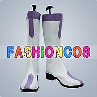 ★サイズ選択可★女性22.5CM UA0899 FAIRYTAILフェアリーテイル ジュビア・ロクサー コスプレ靴 ブーツ