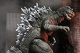 Yiteng メカゴジラ 怪獣王ゴジラ (2001) 約230mm ABS PVC製 塗装済み完成品可動フィギュア