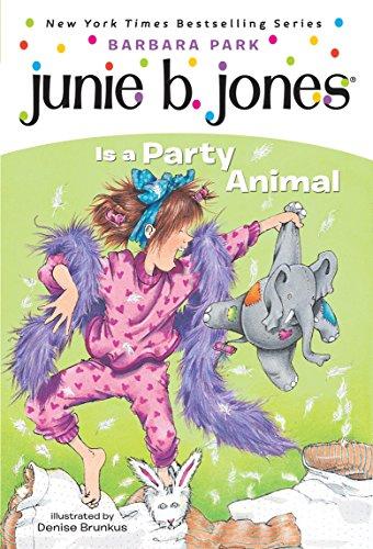 Junie B. Jones #10: Junie B. Jones Is a Party Animalの詳細を見る