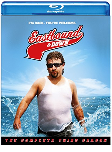 Eastbound & Down: The Complete Third Season [Blu-ray] [Import]