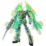 HGUC 1/144 ユニコーンガンダム 3号機フェネクス[デストロイモード] Ver.GFT カラークリアバージョン プラモデル(ガンダムフロント東京限定)