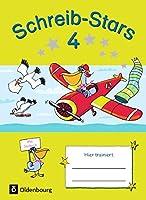 Schreib-Stars 4. Schuljahr. Uebungsheft: Mit Loesungen
