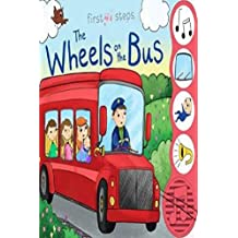 First Steps Wheels On The Bus Sound Book