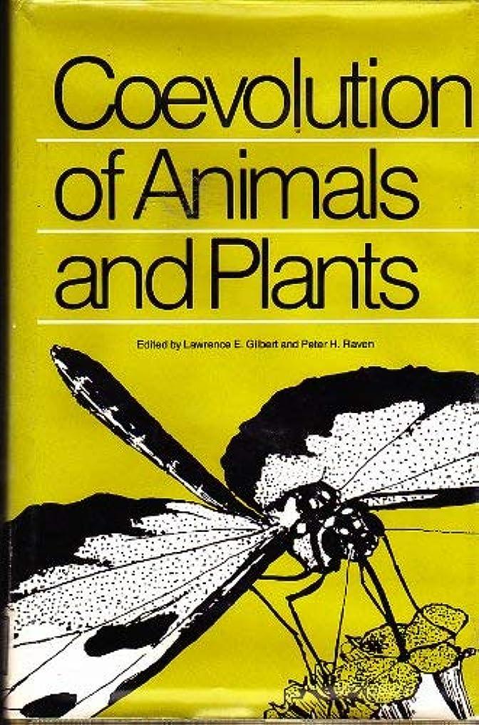 住居アンドリューハリディどちらもCoevolution of Animals and Plants