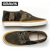 (グラビス)GRAVIS gvs-p15-12 スニーカー QUARTERS DLX CC/CAMO/クウォーター/メンズ レディース ユニセックス 28cm