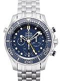 OMEGA シーマスター300 コーアクシャル GMT クロノグラフ (Seamaster Professional 300 Co-Axial GMT Chronograph) [新品] / Ref.212.30.44.52.03.001 [並行輸入品] [om596]