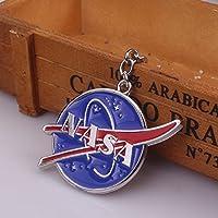 NASA Keychain NASA Alloy Pendant 1PCS