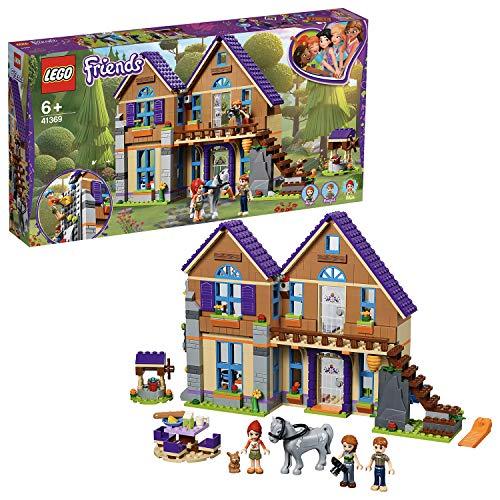 レゴ(LEGO) フレンズ ミアのどうぶつなかよしハウス 41369