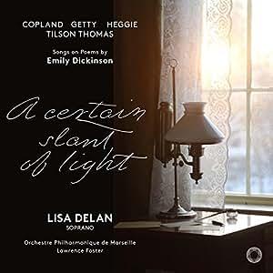 A Certain Slant of Light: Song
