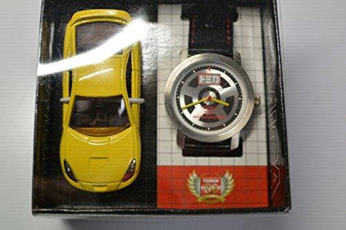 トミカ トミカ30周年記念ウオッチ セリカ(イエロー)、時計