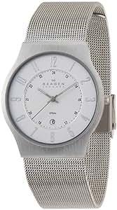 [スカーゲン]SKAGEN 腕時計 basic steel mens 233XLSS ケース幅: 36mm メンズ [正規輸入品]
