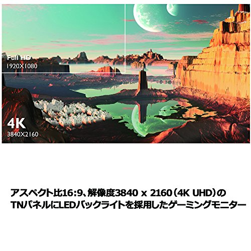Details about PS4 Pro corresponding BenQ gaming monitor display EL2870U 27   51153 fromJAPAN