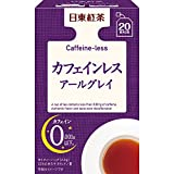 日東紅茶 カフェインレスアールグレイ 20袋入り×2個