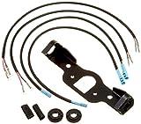 プロト(PLOT) リアウインカー移設ステー+延長ハーネス スチール ブラック(塗装仕上げ) W650(99-08)、W800(11-16) PCG738-WS
