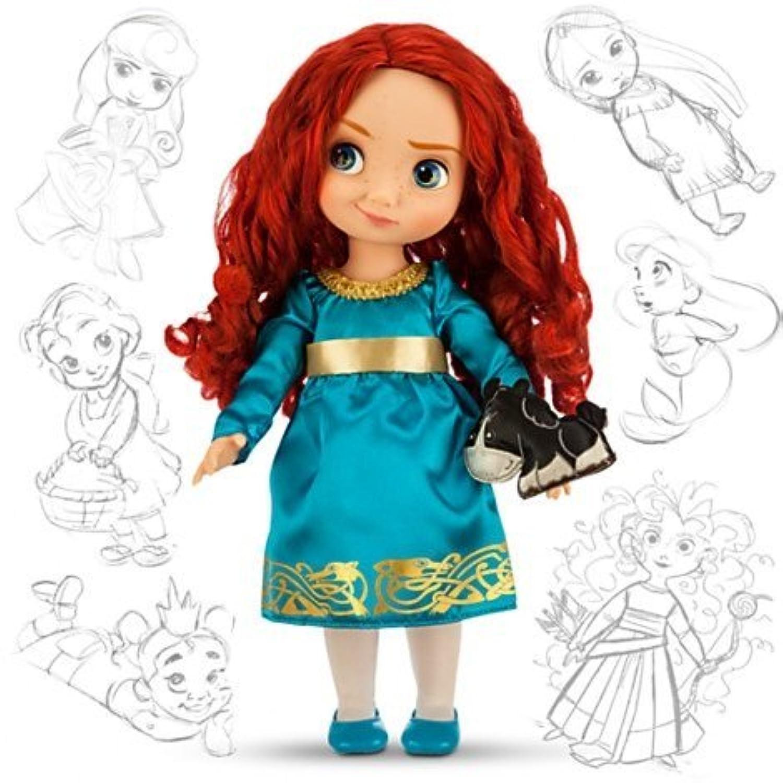 ディズニー プリンセス メリダとおそろしの森 メリダ アニメーター ドール 16インチ 40cm 人形 コレクション 2014