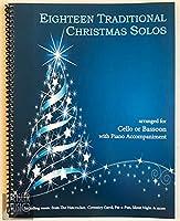 チェロ&ピアノ伴奏譜 クリスマス曲集 おなじみのX'mas定番揃い♪