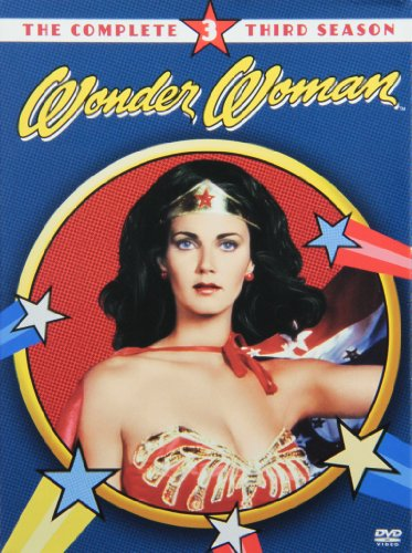 Wonder Woman: Complete Third Season (4pc) / (Std) [DVD] [Import]