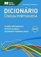 Dicionario Da Língua Portuguesa: Portuguese Monolingual Dictionary