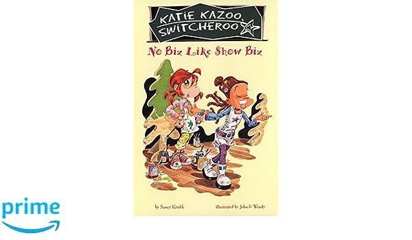 No Biz Like Show Biz #24 (Katie Kazoo, Switcheroo)