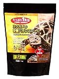 ジェックス リクガメの栄養バランスフード 1kg