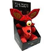 "Officially Licensed Five Nights At Freddy's 10"" Boxed Foxy Plush Toy by SANSHEE [並行輸入品]"
