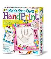 4M Hand Print Art [並行輸入品]